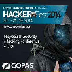 Gopas - Hackerfest 2014