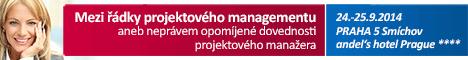 Konference Mezi ��dky projektov�ho managementu